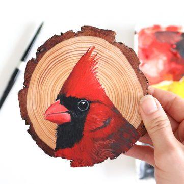 59) Northern Cardinal