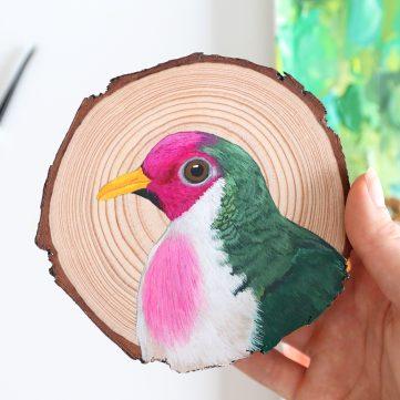 82) Jambu Fruit Dove
