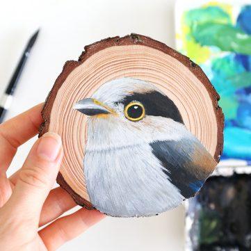 88) Silver-breasted Broadbill